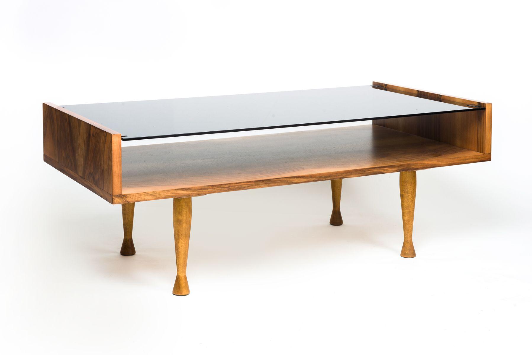 Couchtisch von Marian Grabi?ski für Cracow Furniture Factory, 1960er