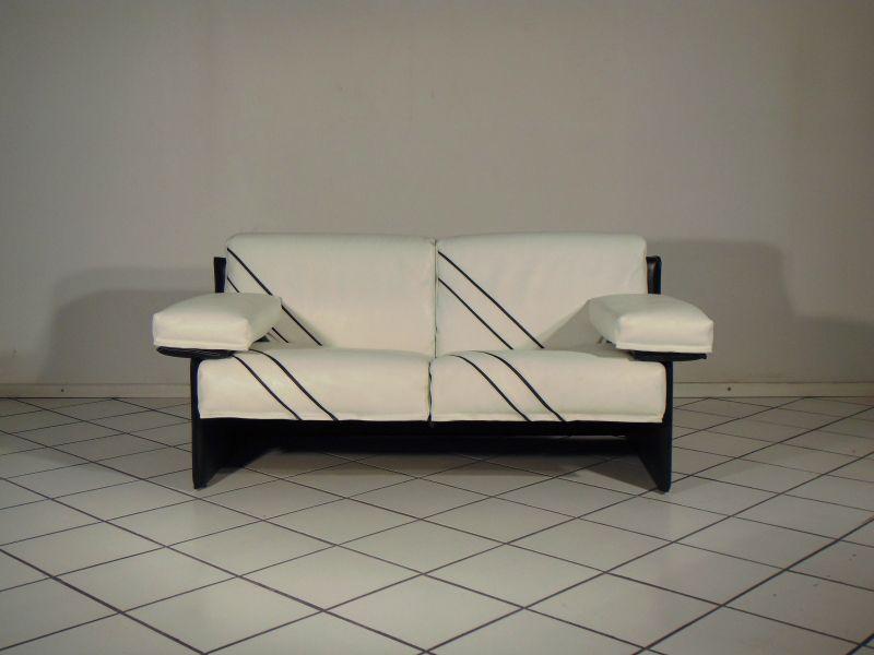 Vintage Scutos 2-Sitzer Sofa von Studio Dieci für Sormani, 1986