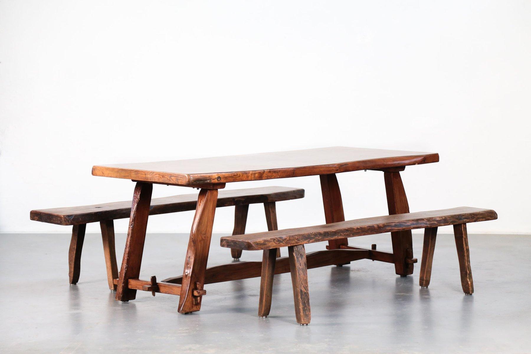 Finnisches Vintage Esszimmer Set von Olavi Hänninen für Mikko Nupponen