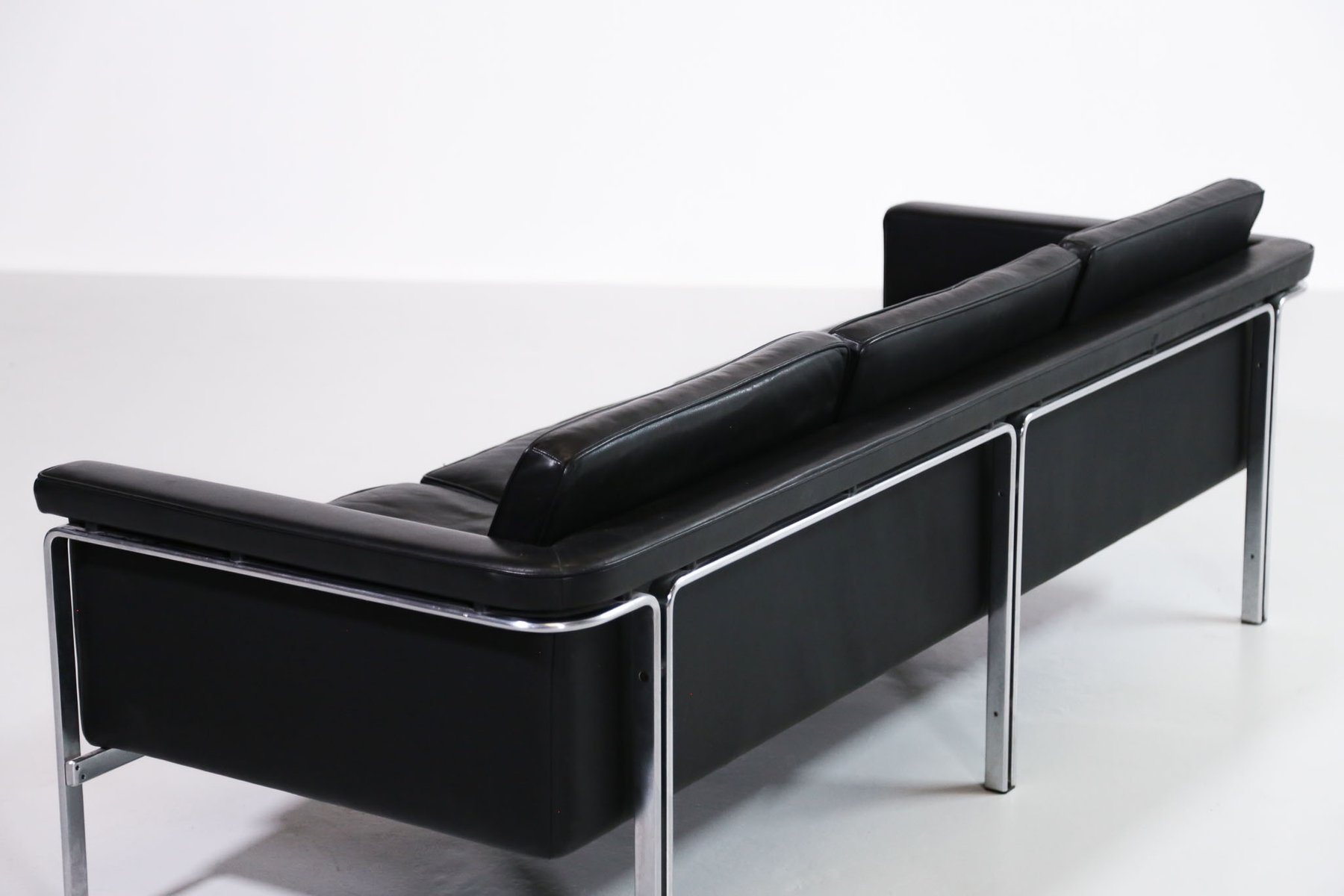 Leather Sofa By Horst Brüning For Kill International, 1960s For Sale At Pamono