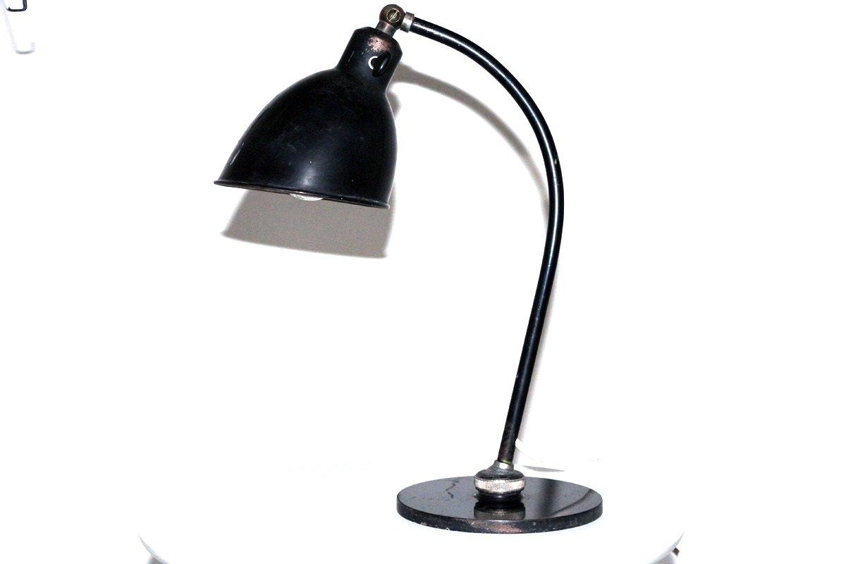 Vintage Polo Popular Tischlampe von Christian Dell für Bünte und Remml...