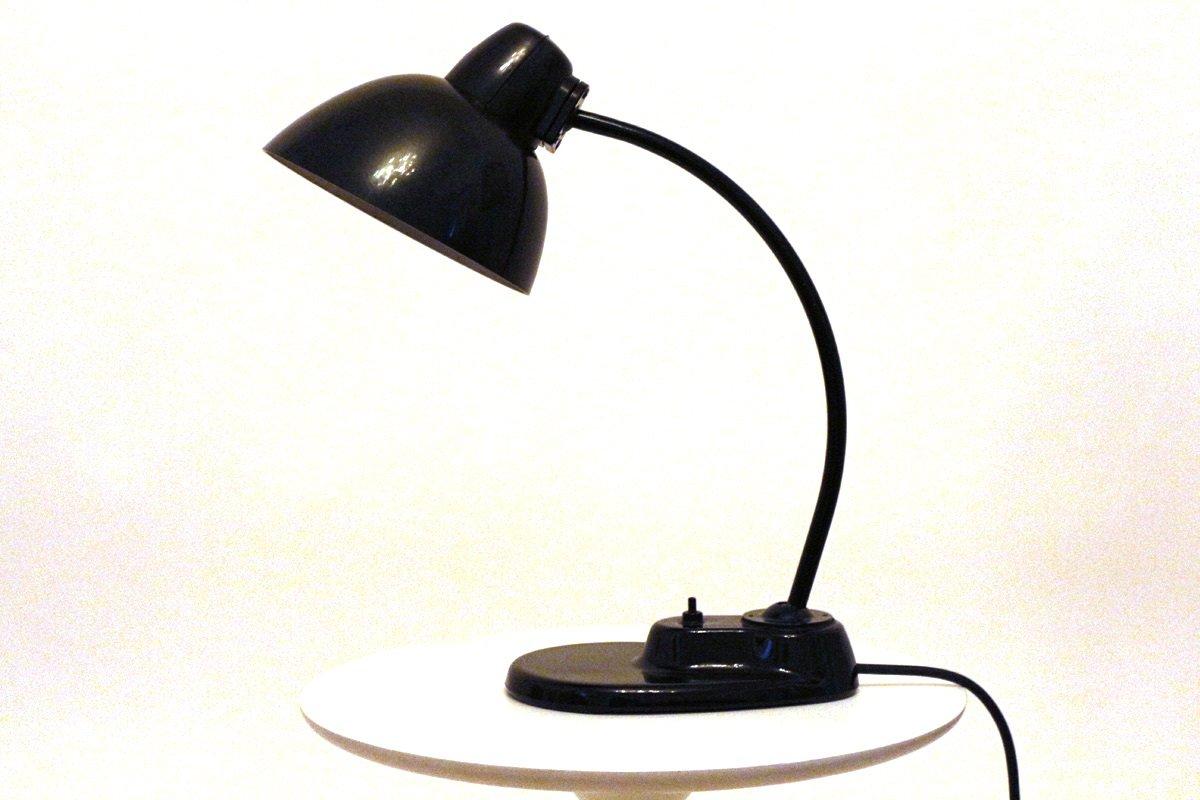 Bauhaus Stil Bakelit Tischlampe, 1930er