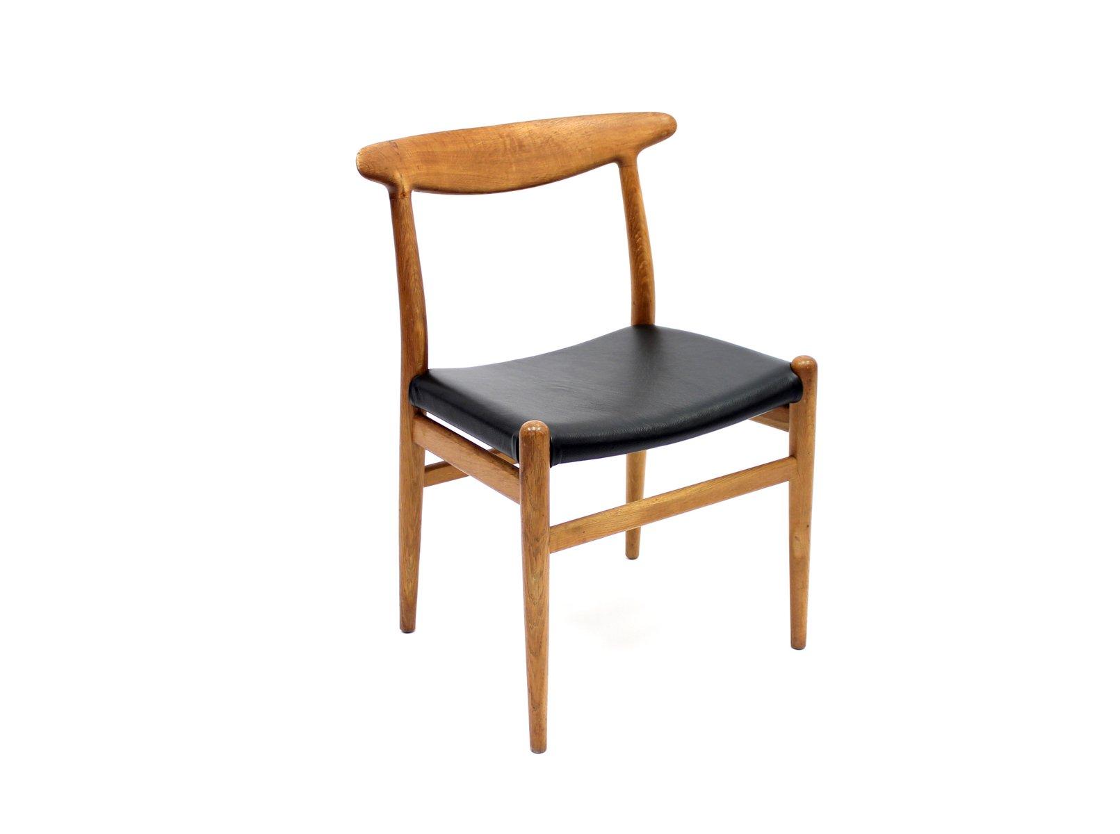 Model W2 Chair By Hans J. Wegner For C.M. Madsen, 1960s