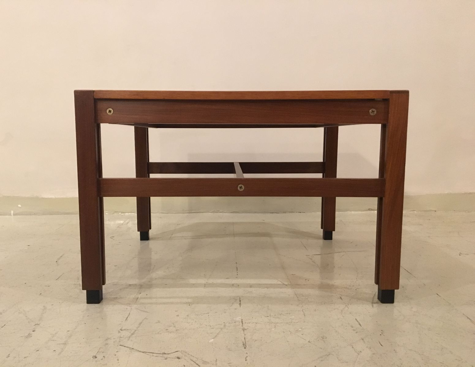 Mobili Italiani Moderni : Arona low table by ico & luisa parisi for mim mobili italiani