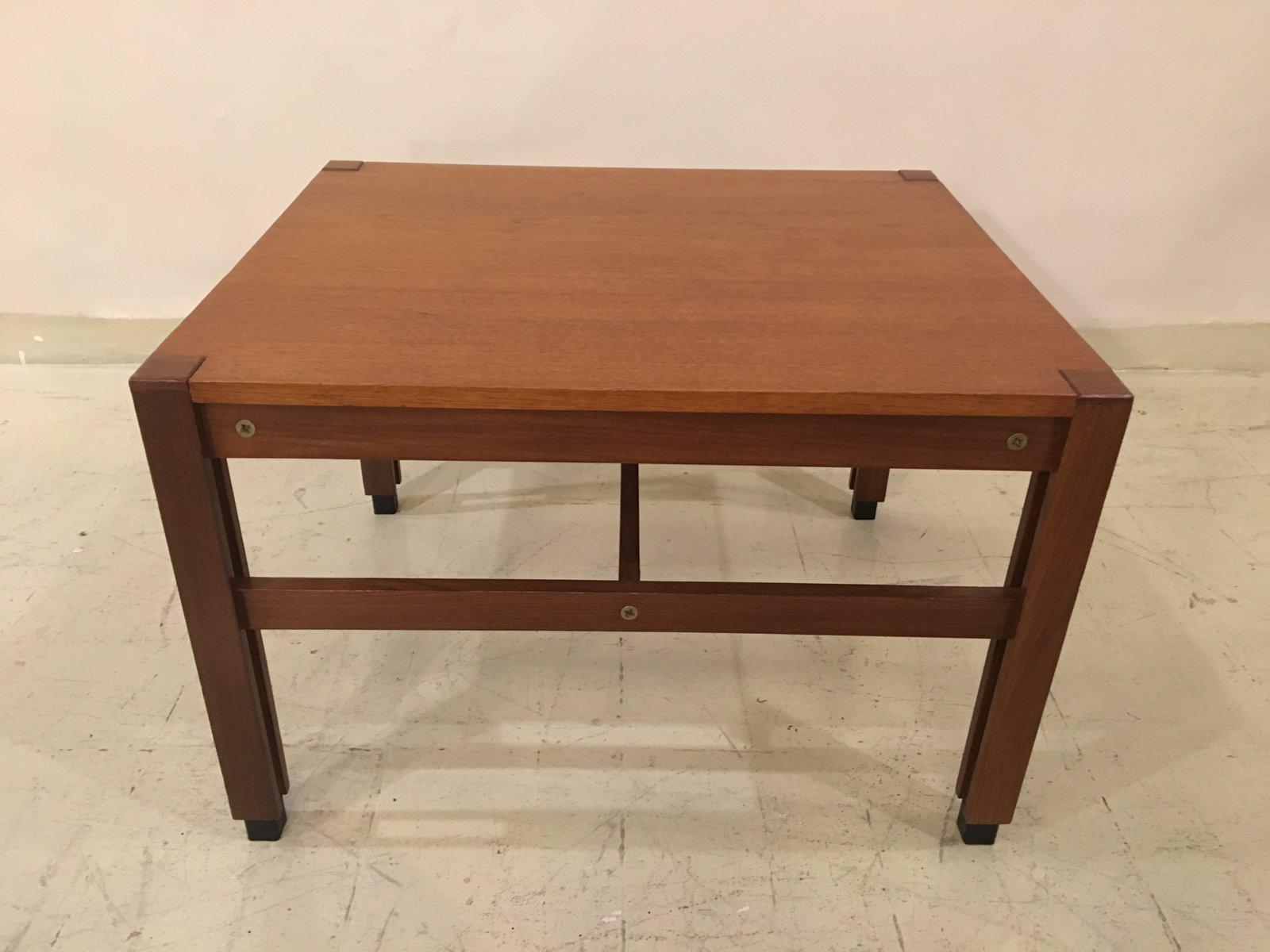 Arona low table by ico luisa parisi for mim mobili for Mobili moderni italiani