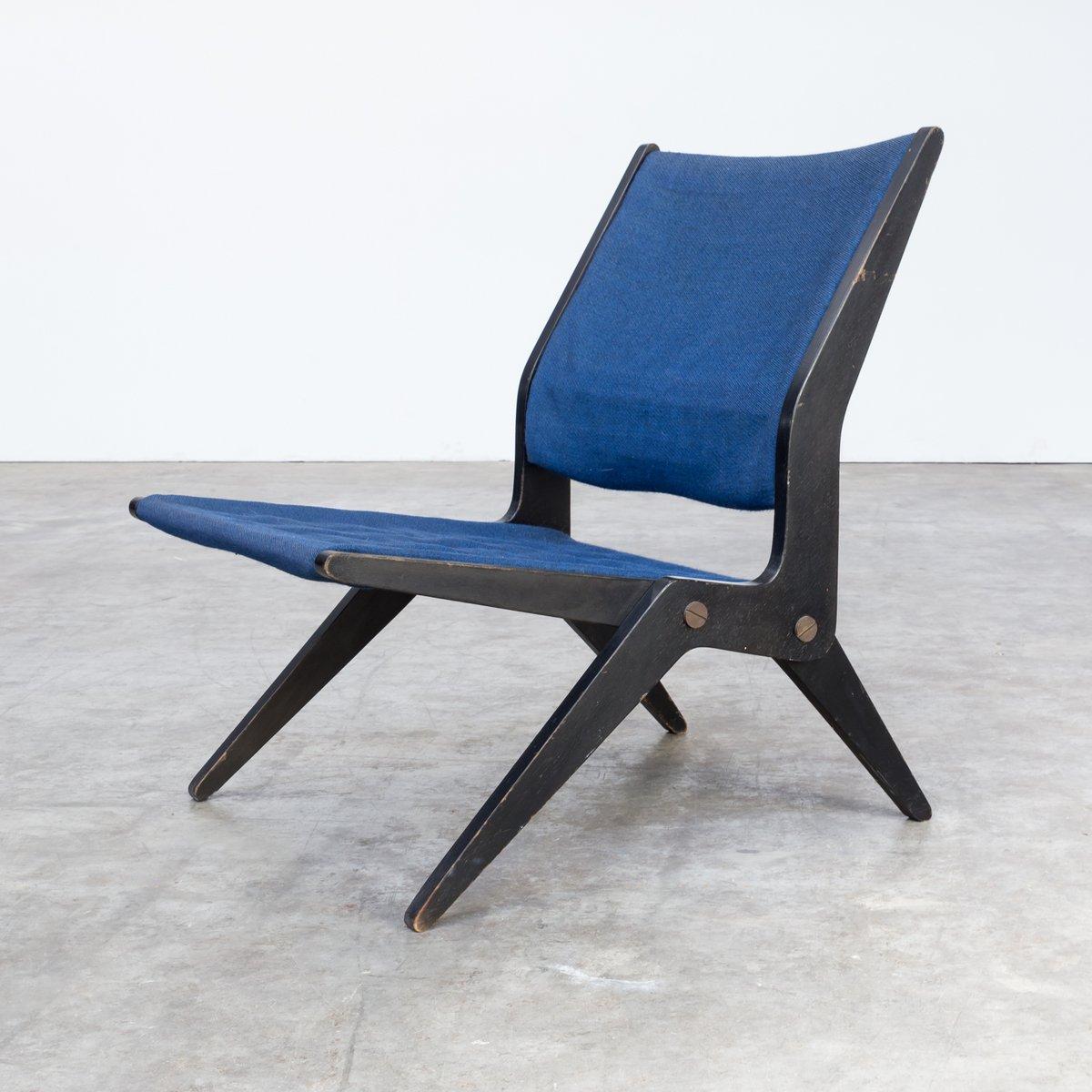 chaise d 39 appoint par bengt kerblom pour akerblom 1950s en vente sur pamono. Black Bedroom Furniture Sets. Home Design Ideas