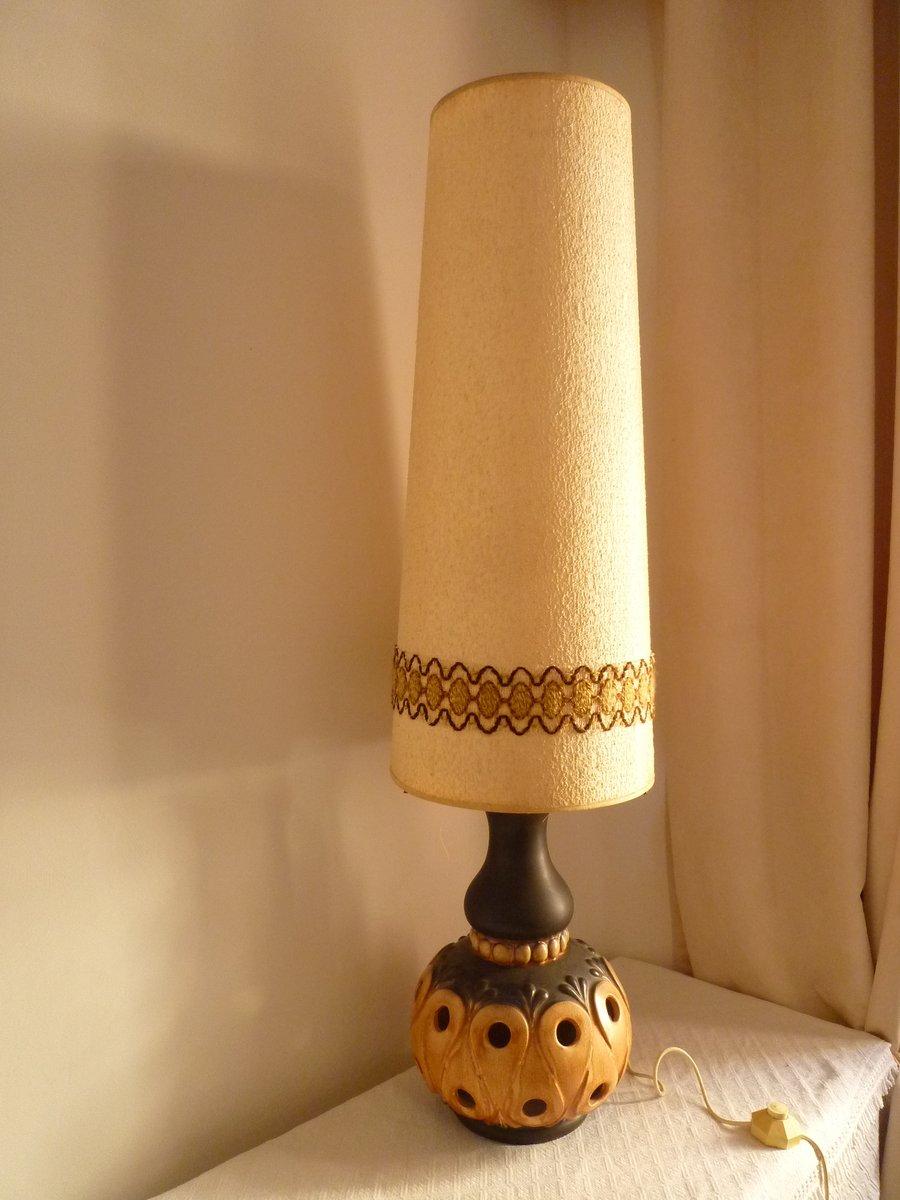 Deutsche Vintage Stehlampe