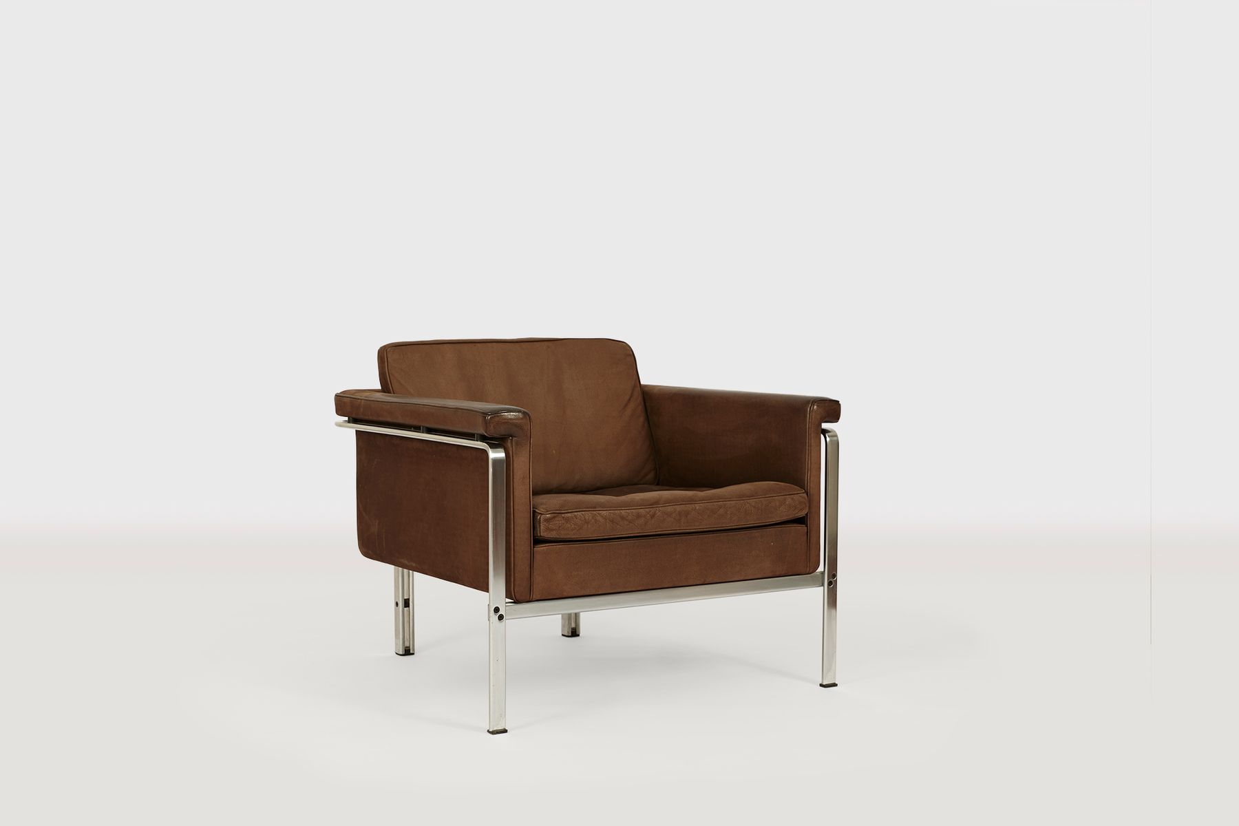 6911 Sessel von Horst Brüning für Kill International, 1960er