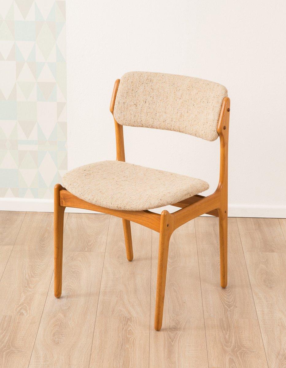 st hle von o d m bler 1960er 4er set bei pamono kaufen. Black Bedroom Furniture Sets. Home Design Ideas