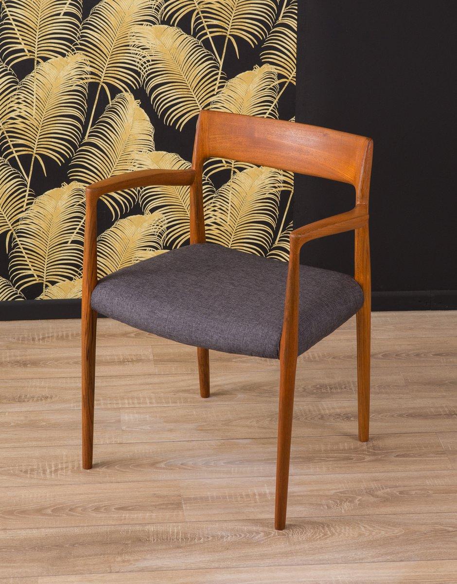 Chaise mod le 57 par niels o m ller 1950s en vente sur for Maison du monde 57 avenue d italie