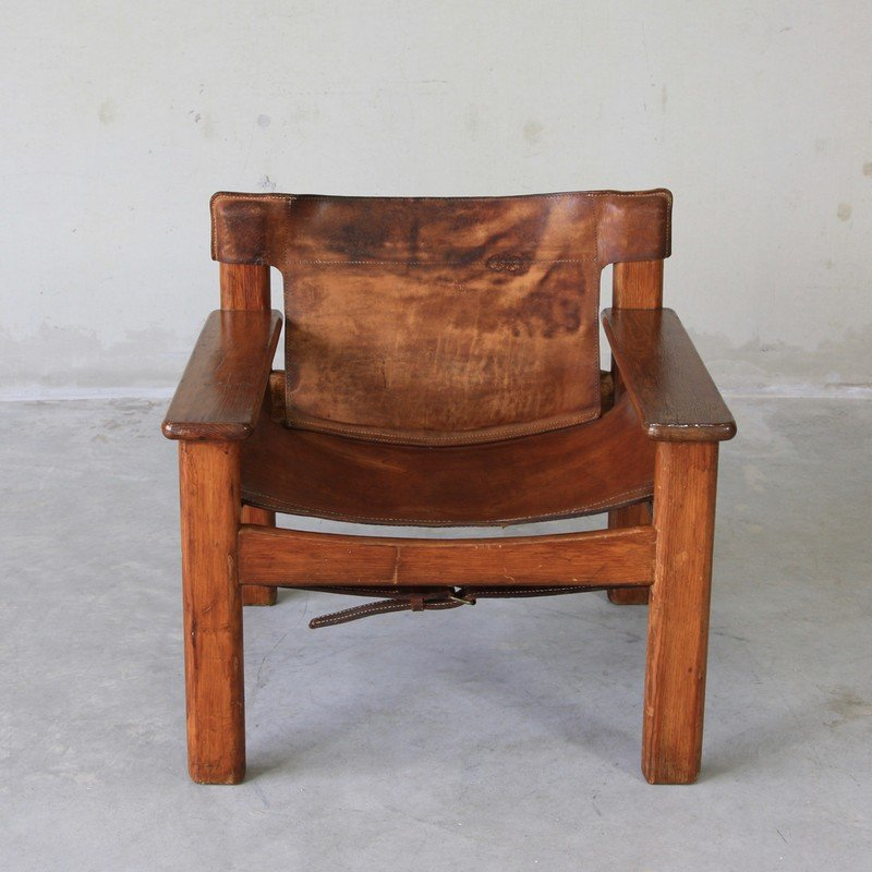 Safari Stuhl von Bernt Petersen, 1970er