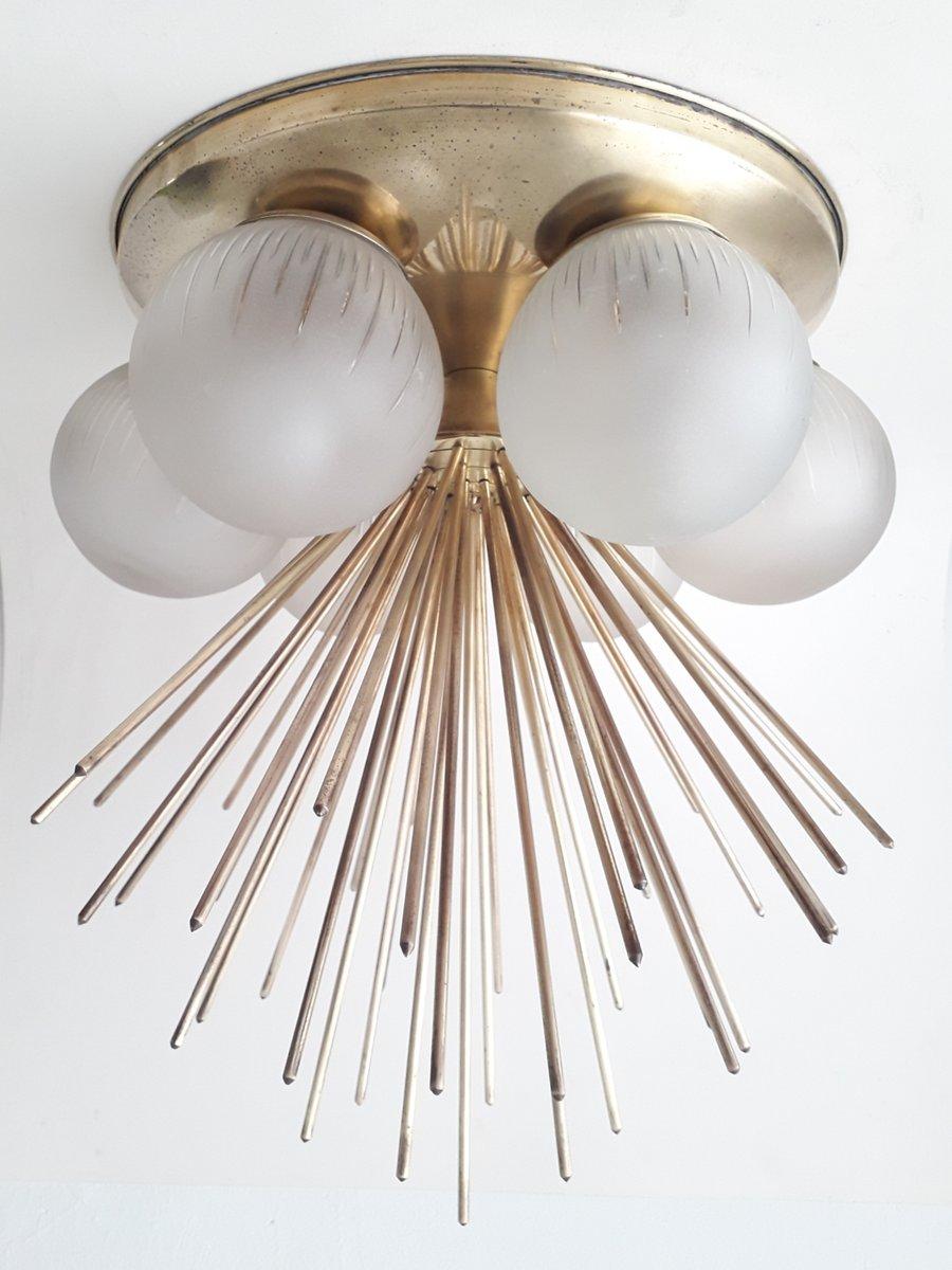 Vintage Deckenlampe , 1960er