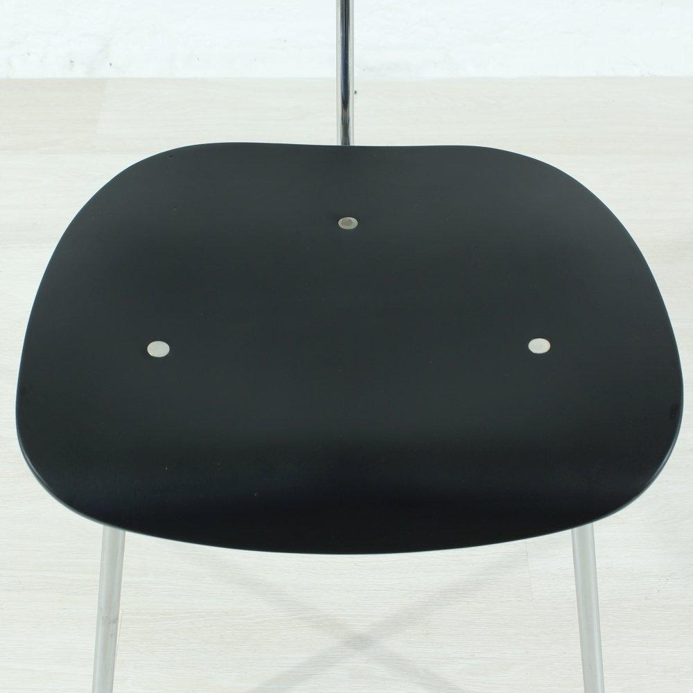 Mid Century Se 68 Chair Egon Eiermann Wilde Spieth Restore Modern Wood