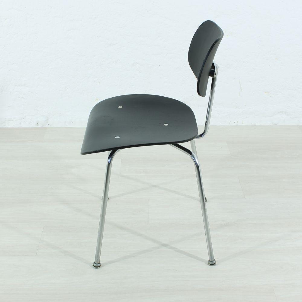 mid century se 68 stuhl von egon eiermann f r wilde spieth bei pamono kaufen. Black Bedroom Furniture Sets. Home Design Ideas