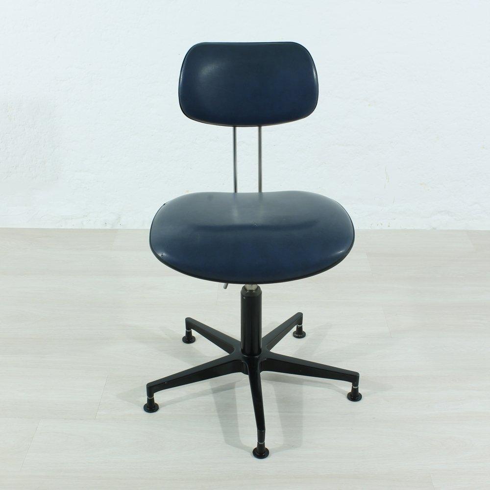 mid century b rostuhl von egon eiermann bei pamono kaufen. Black Bedroom Furniture Sets. Home Design Ideas