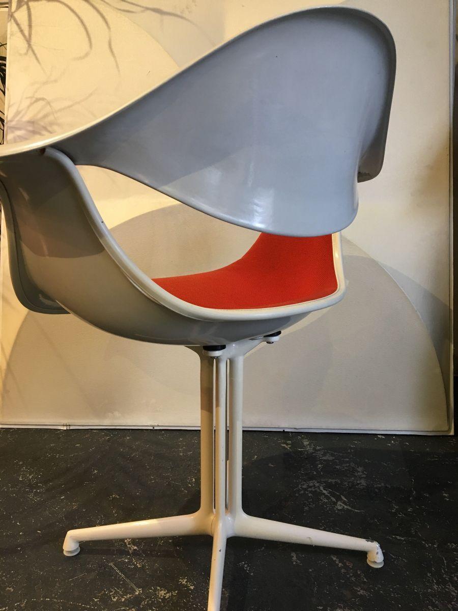 chaise d 39 appoint mod le la fonda par george nelson. Black Bedroom Furniture Sets. Home Design Ideas