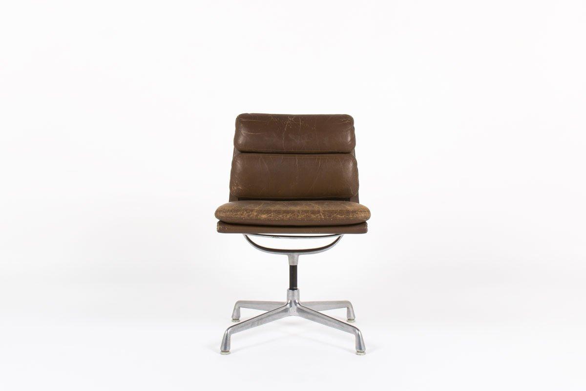 Poltrone Ufficio Herman Miller.Sedia Da Ufficio Ea205 Di Charles Ray Eames Per Herman Miller
