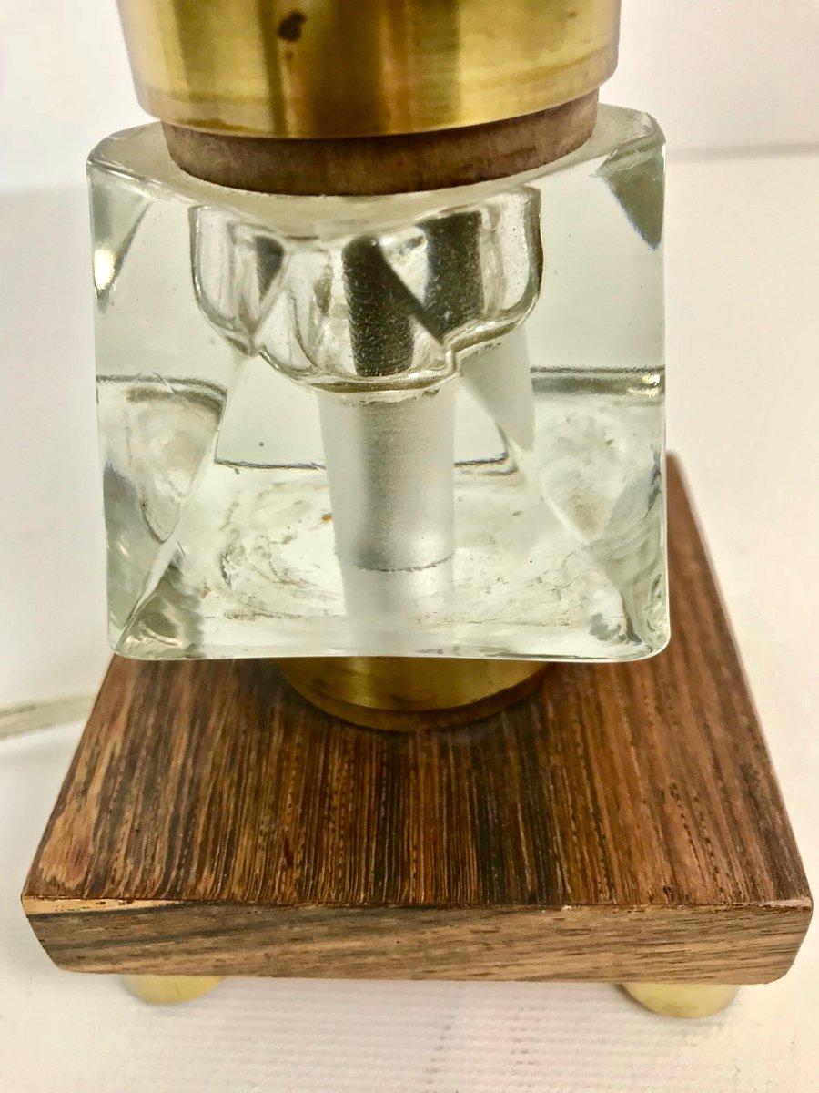 schwedische glas lampe 1950er bei pamono kaufen. Black Bedroom Furniture Sets. Home Design Ideas