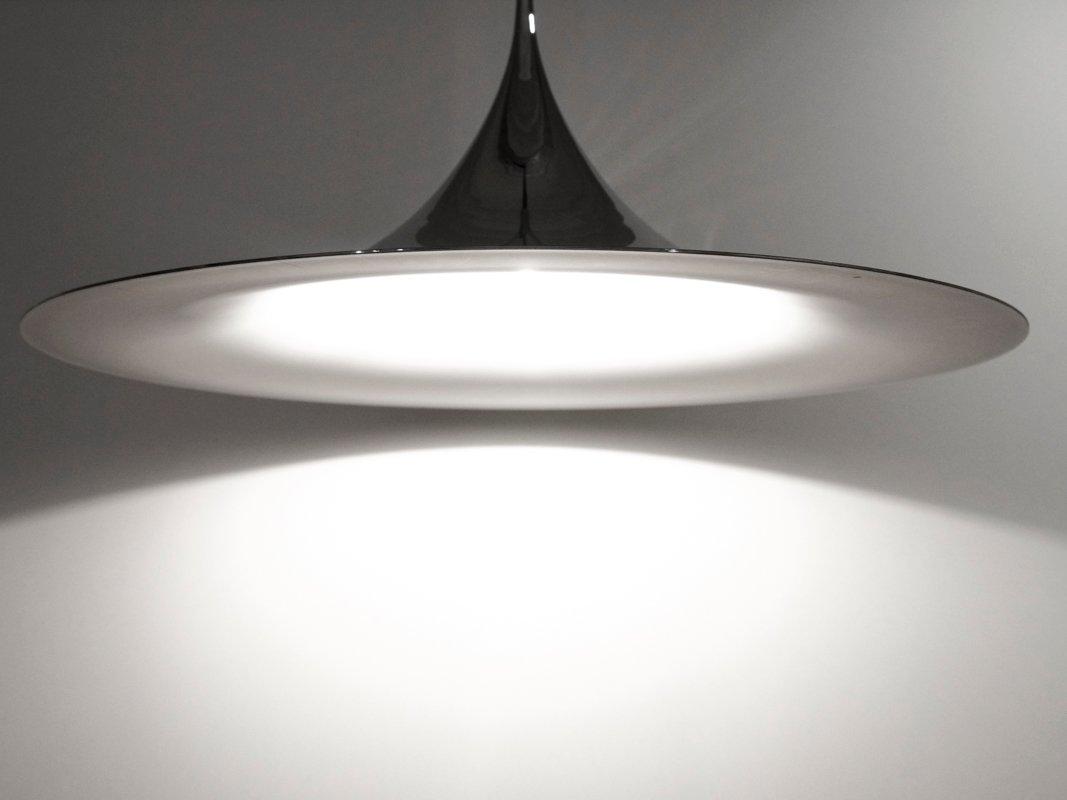 grande lampe semi vintage par thorup amp bonderup pour fog
