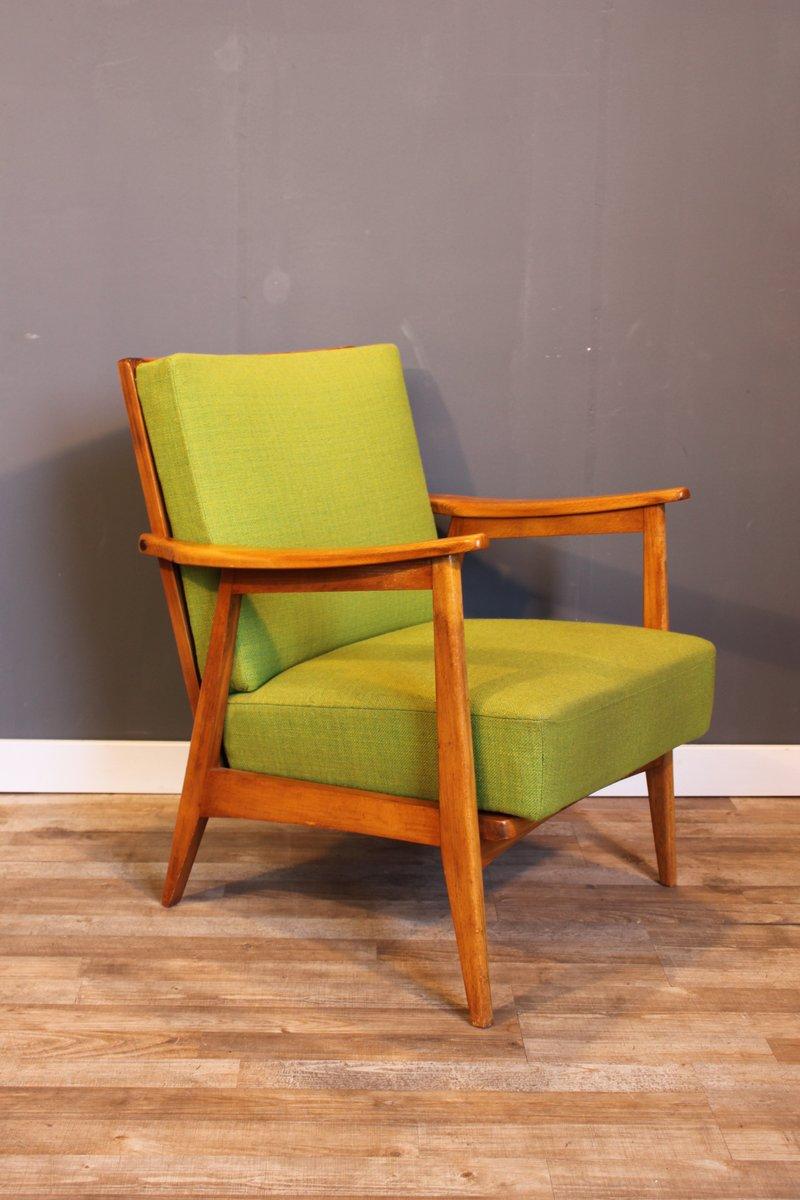 mid century antimott sessel von wilhelm knoll bei pamono kaufen. Black Bedroom Furniture Sets. Home Design Ideas