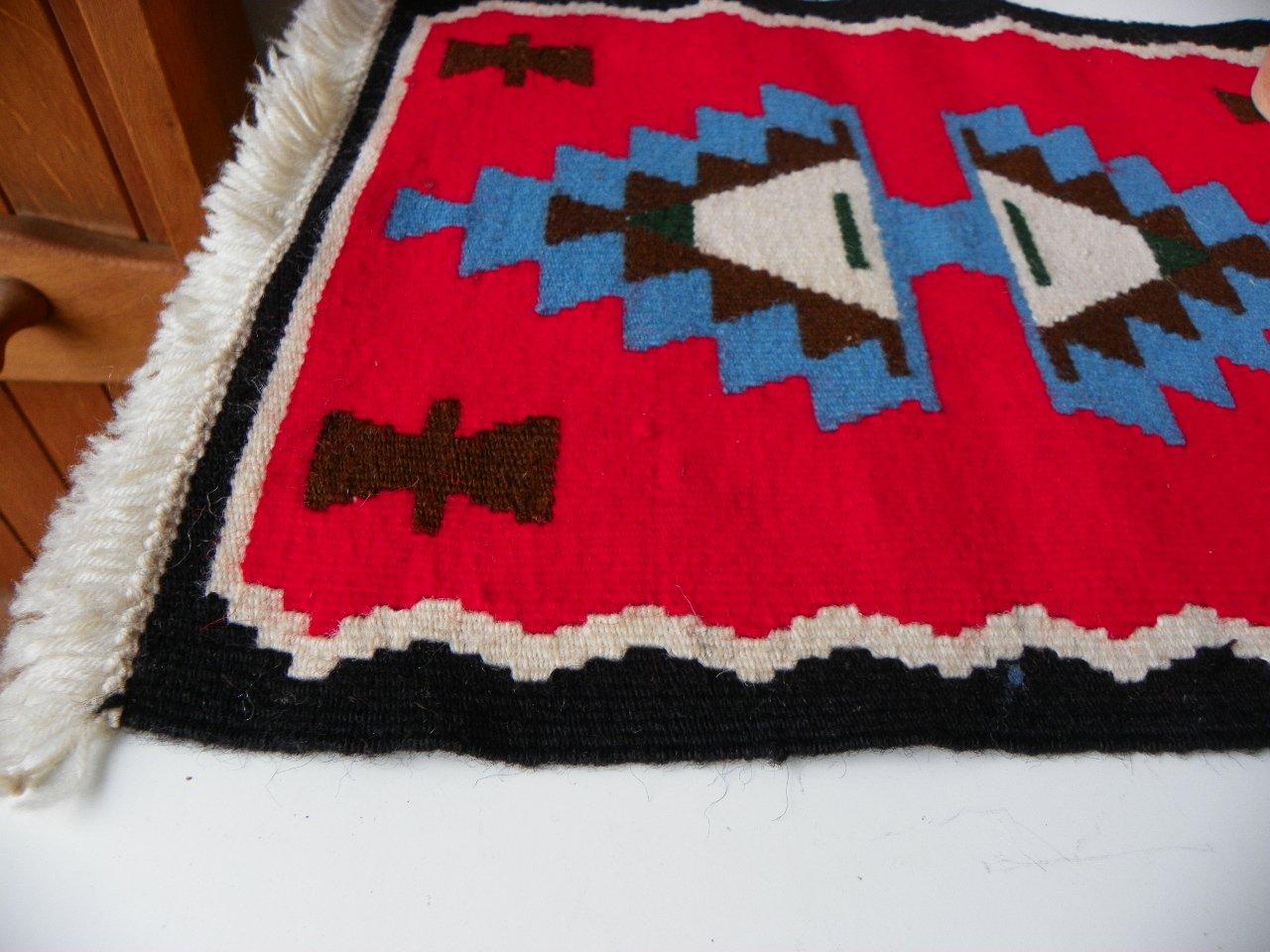 handgemachter vintage kilim teppich 1960er bei pamono kaufen. Black Bedroom Furniture Sets. Home Design Ideas