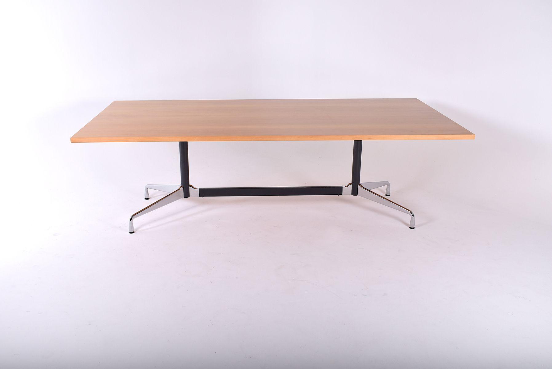 Großer Vintage Tisch von Charles & Ray Eames für Vitra