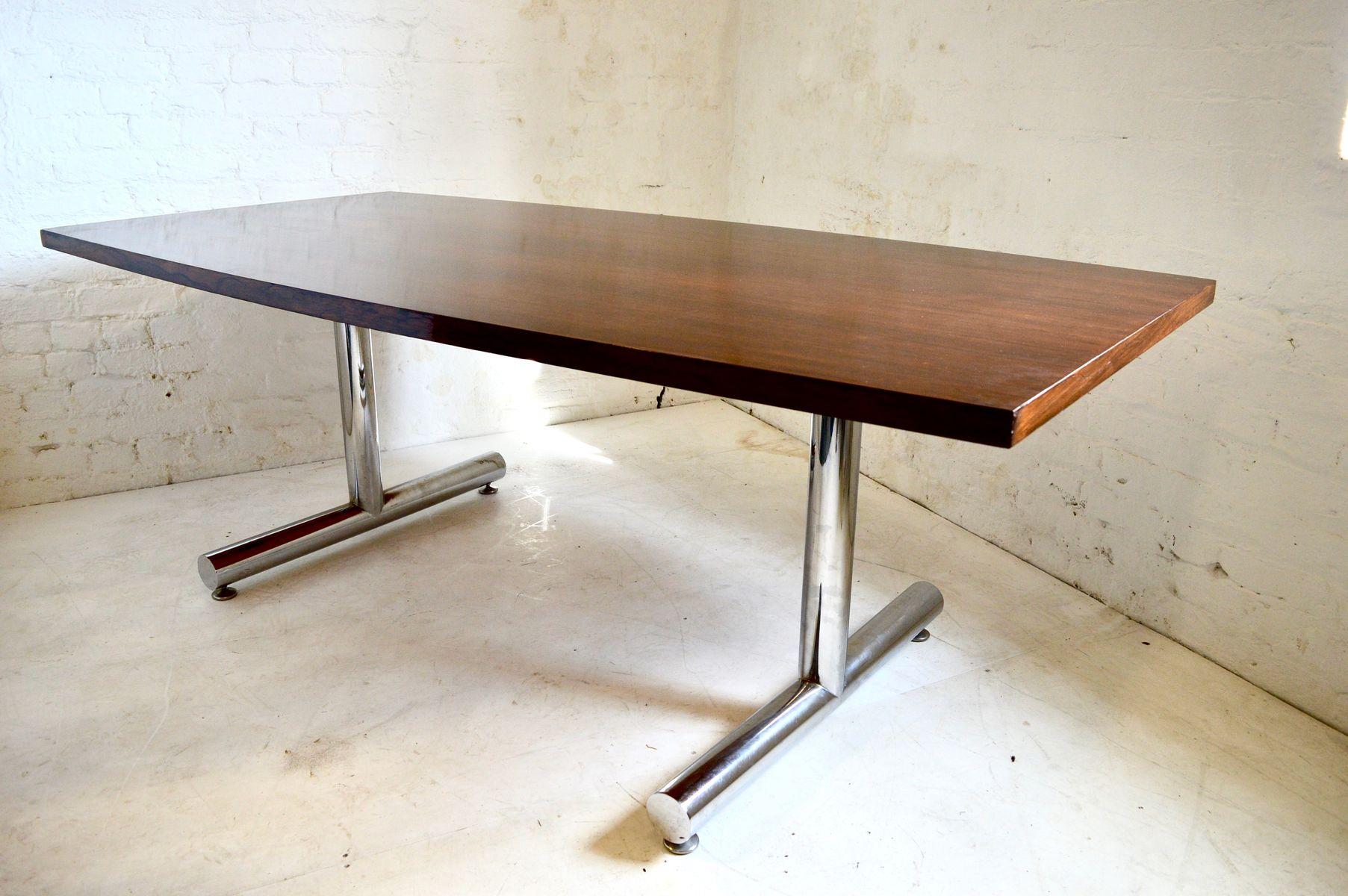 Palisander Esstisch von Pieff, 1970er