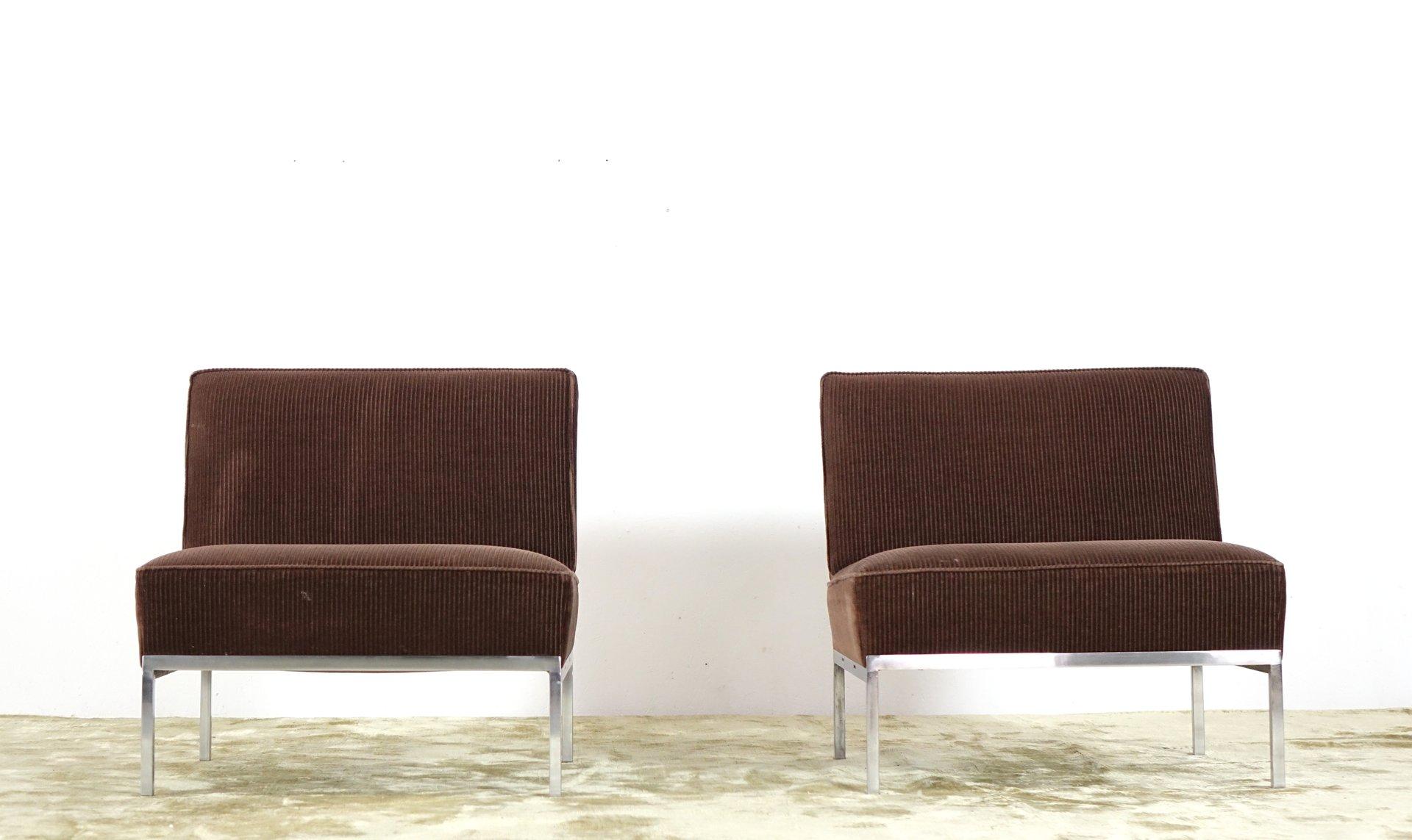 Sessel von Johannes Spalt für Wittmann, 1960er, 2er Set