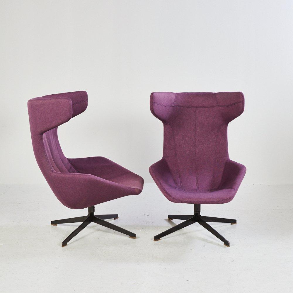 Vintage Sessel von Alfredo Häberli für Moroso, 1960er