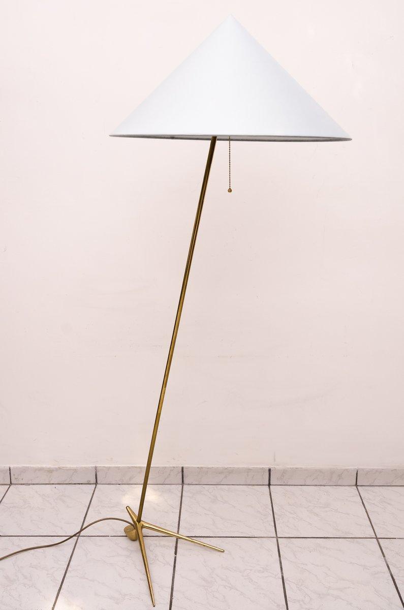Golf Stehlampe von Rupert Nikoll, 1950er