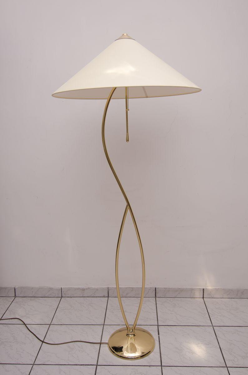 Drehbare Stehlampe, 1950er