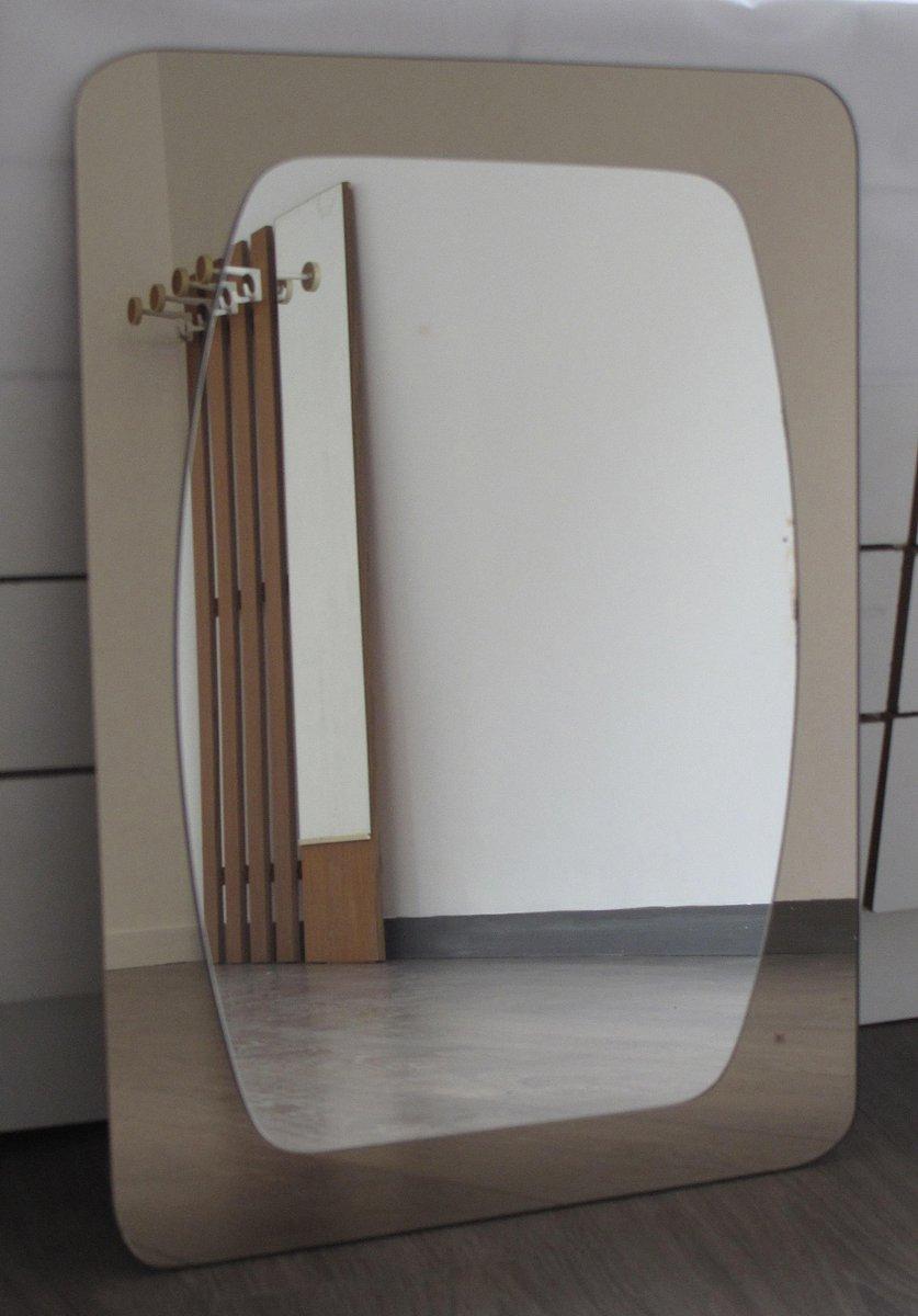 Specchio vintage italia anni 39 70 in vendita su pamono for Specchio bagno anni 70