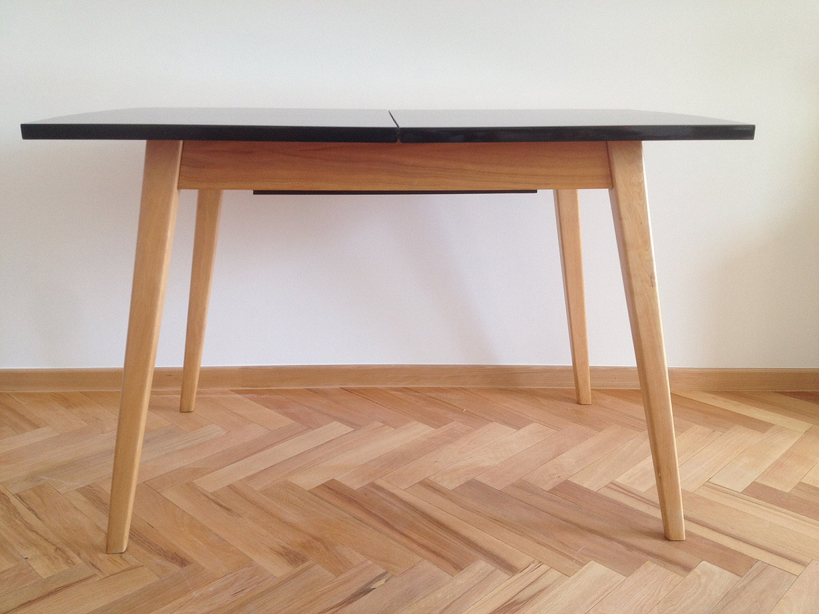 Klapptisch Modell 1326 von Lejkowski & Le?niewski für Cracov Furniture...