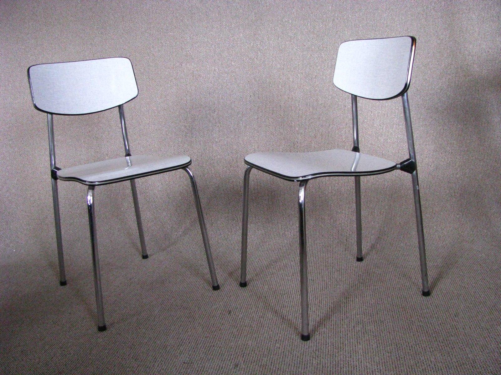 deutsche st hle 1950er 6er set bei pamono kaufen. Black Bedroom Furniture Sets. Home Design Ideas
