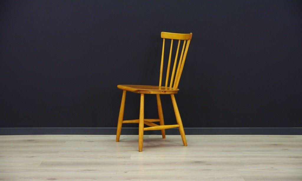 d nische vintage st hle von nesto m bel 2er set bei pamono kaufen. Black Bedroom Furniture Sets. Home Design Ideas