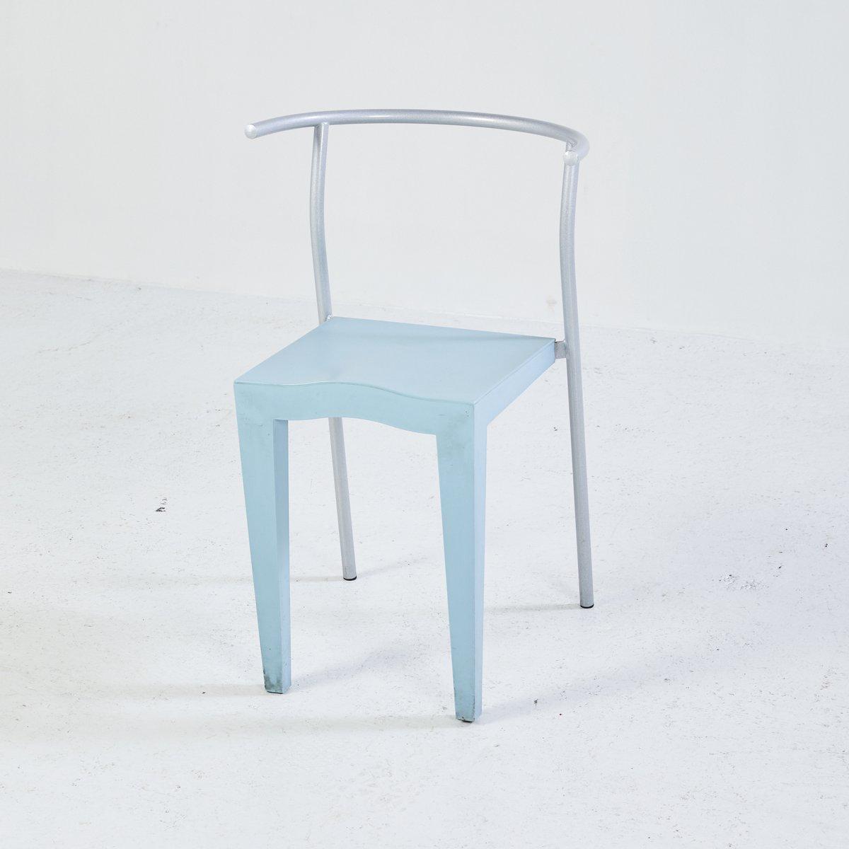 chaise dr glob vintage par philippe starck pour kartell en vente sur pamono. Black Bedroom Furniture Sets. Home Design Ideas
