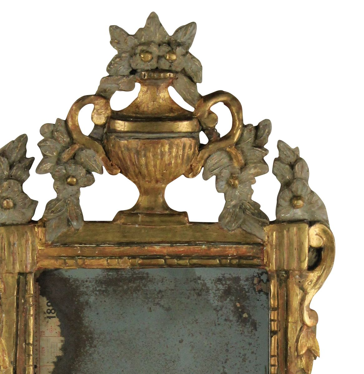 Antique French Provincial Mirror 1780s For Sale At Pamono