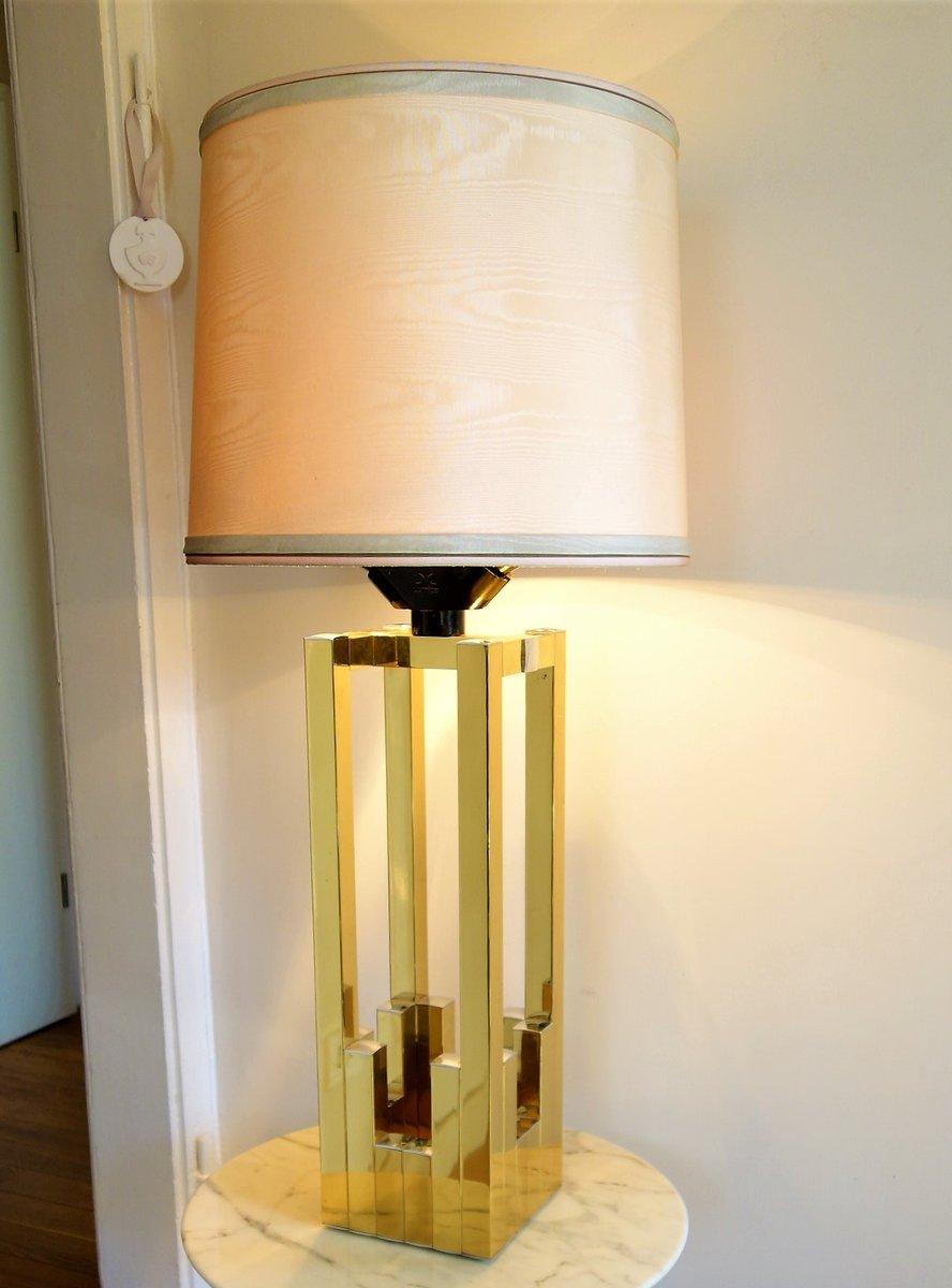 Lampe De Bureau Ou Lampadaire Vintage Par Willy Rizzo Pour Lumica En