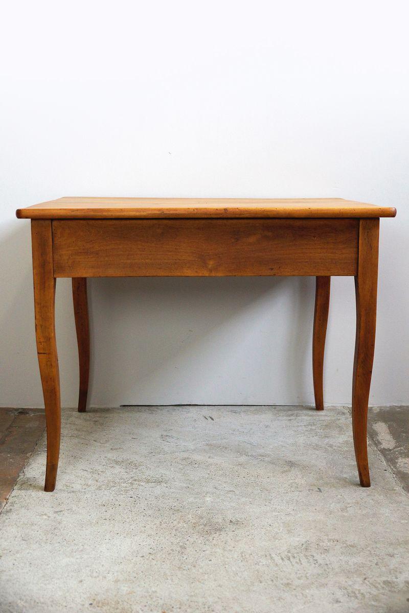 biedermeier tisch aus kirschholz 1830er bei pamono kaufen. Black Bedroom Furniture Sets. Home Design Ideas