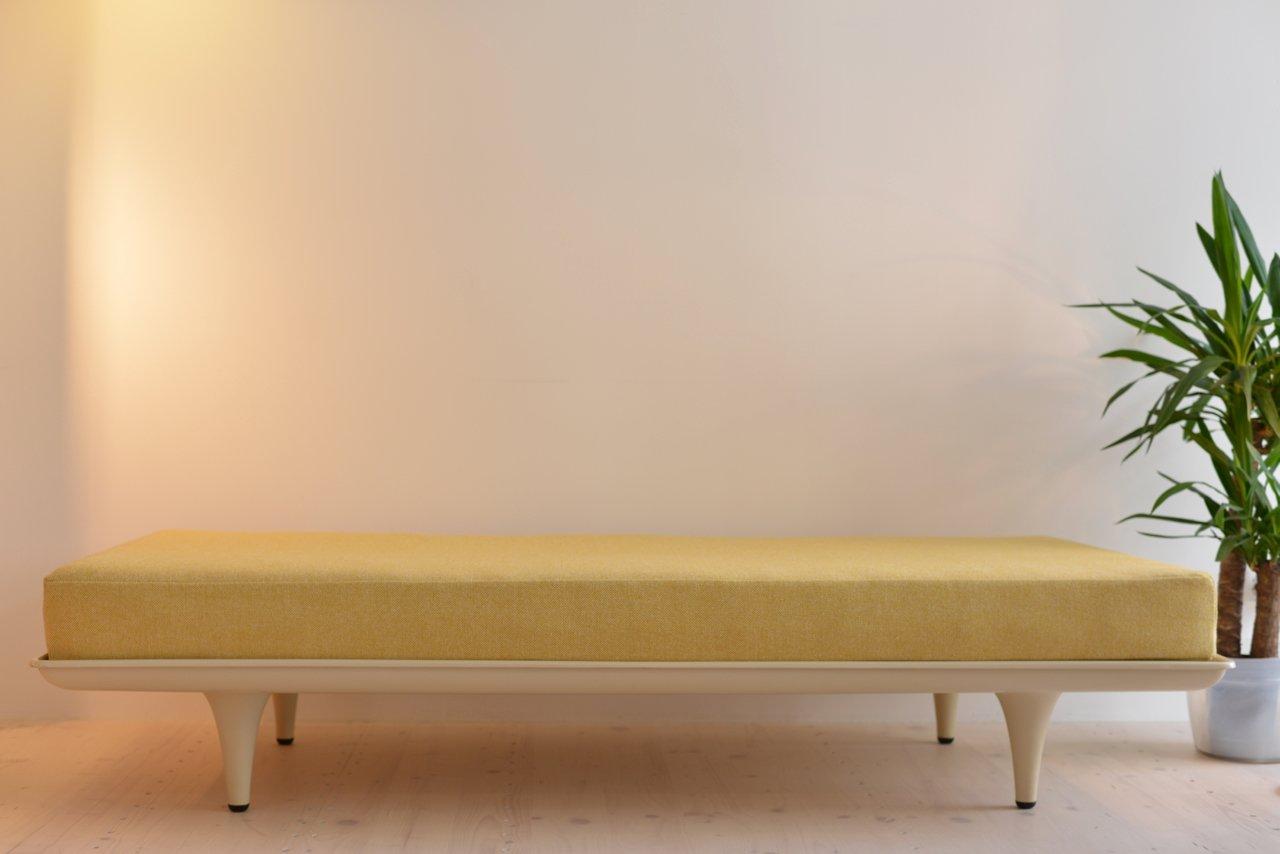 Stapelbares Mid-Century Tagesbett von Andreas Christen für H.P. Spengl...