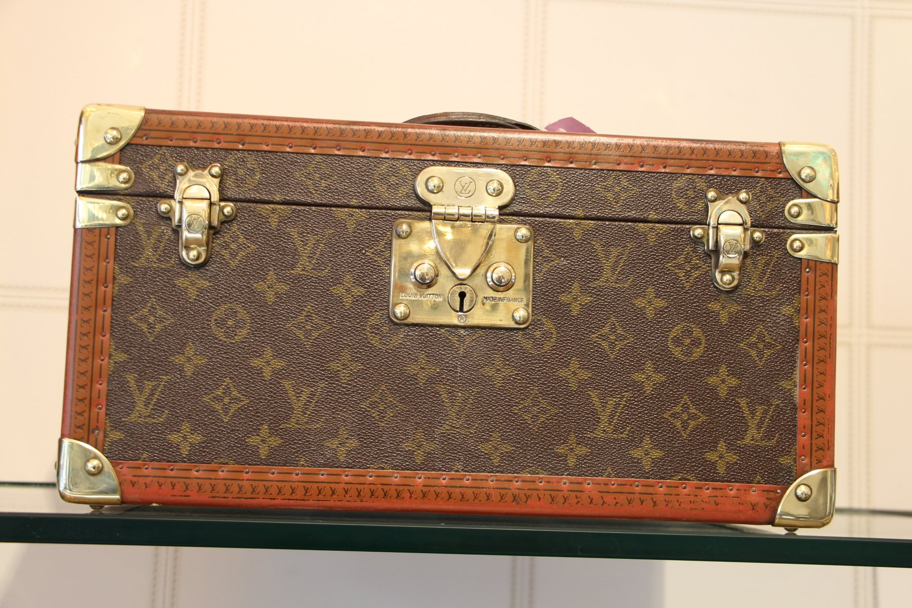 Vintage Vanity Case from Louis Vuitton 2b8cf1629a8