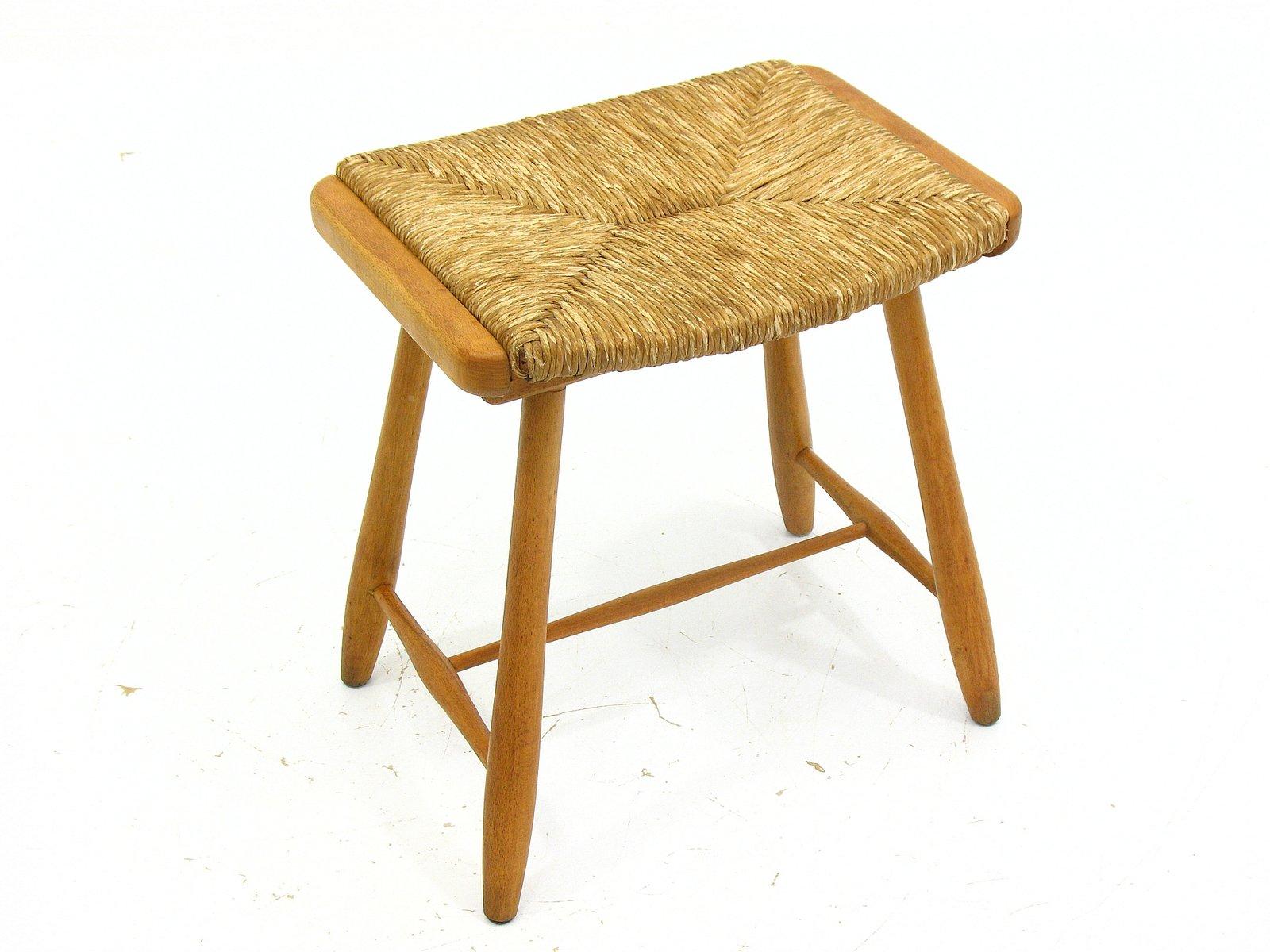 Sgabello vintage anni 60 in vendita su pamono