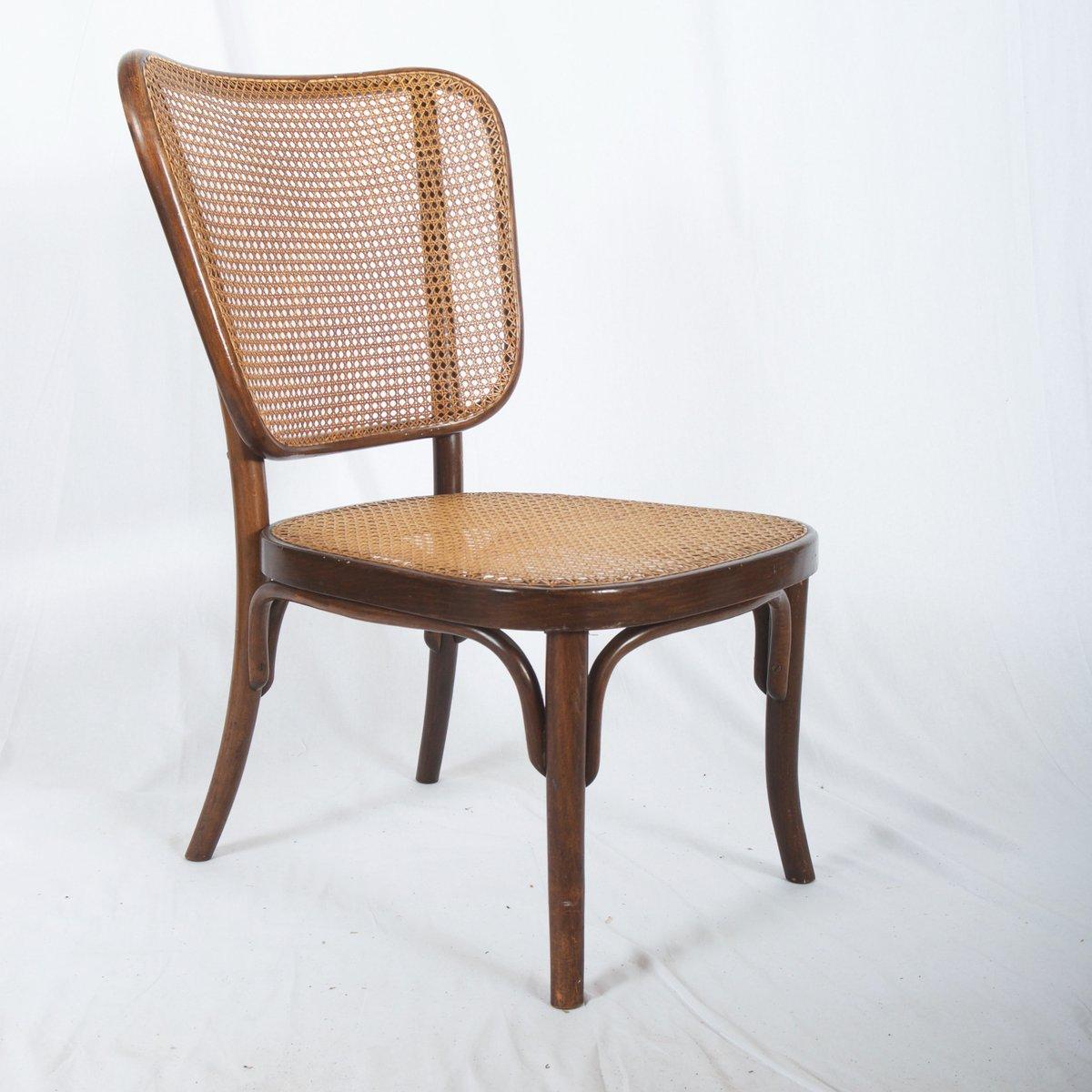 Bauhaus Stuhl von Gustav Adolf Schneck für Thonet, 1938