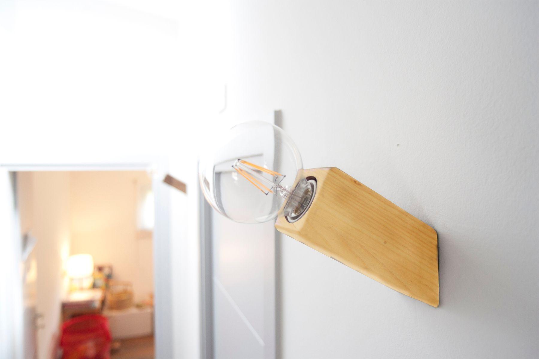 Illuminazione Da Parete Design : Luci dedicate luci da muro design e scultura atocaio