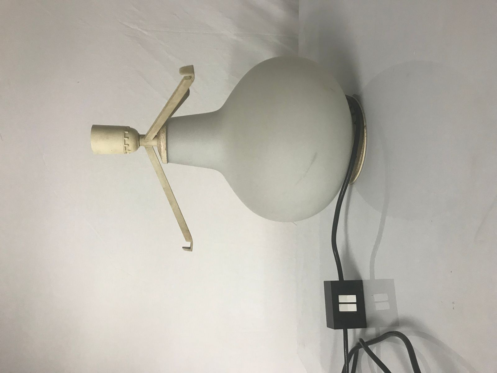 Modell 1853/1 Tischlampe von Fontana Arte, 1950er