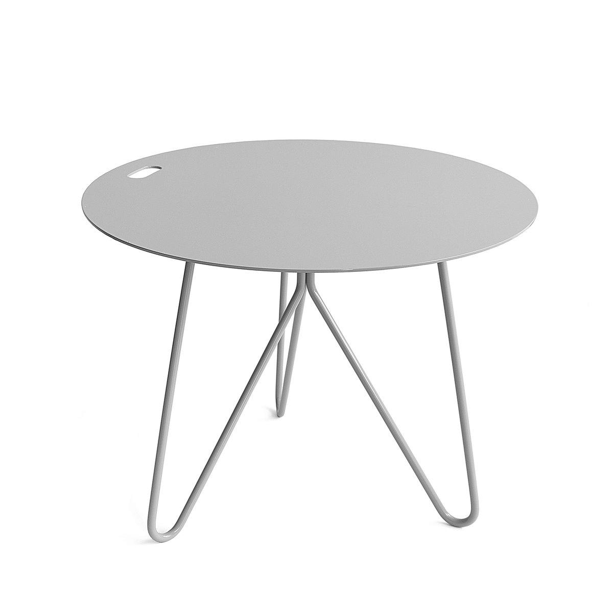 Seis Tisch in Grau von Mendes Macedo für Galula