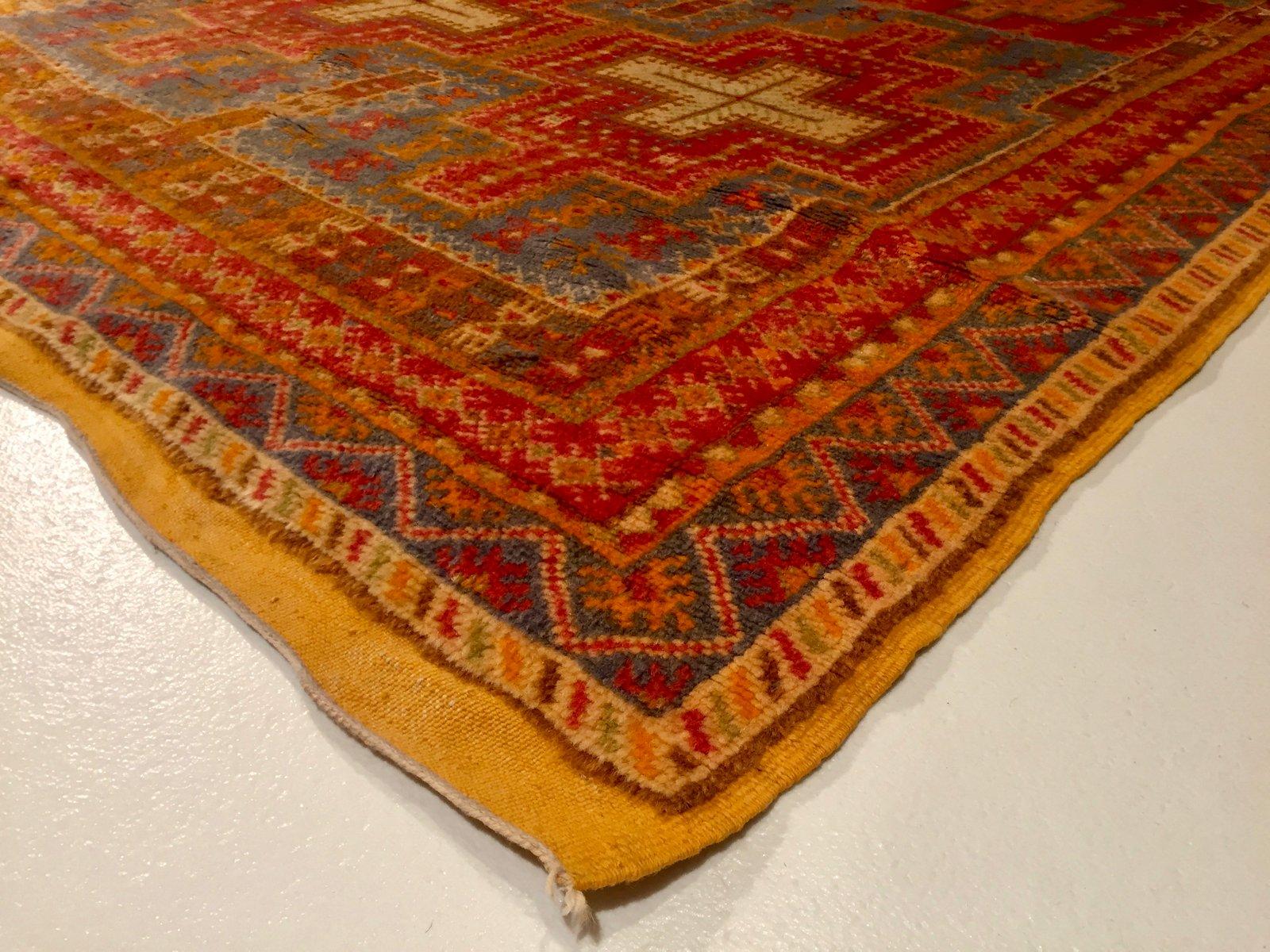 vintage berber teppich bei pamono kaufen. Black Bedroom Furniture Sets. Home Design Ideas