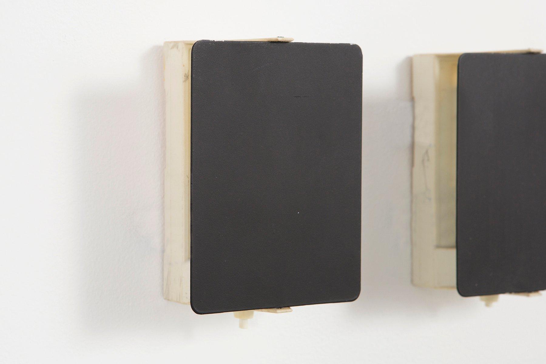 CP-1 Wandleuchten aus Metal & Kunststoff von Charlotte Perriand, 1960e...