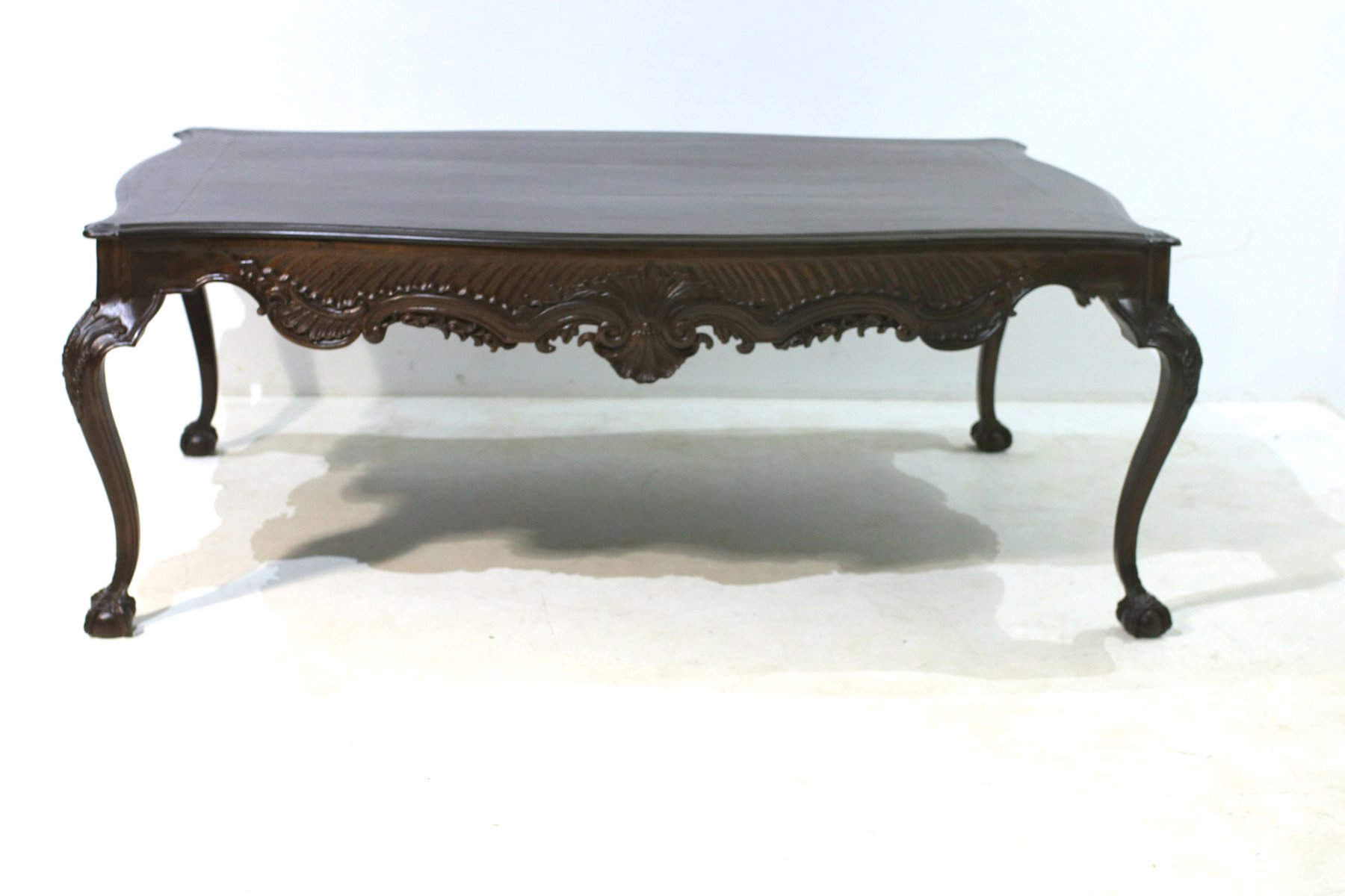 Antique Walnut Dining Table  sc 1 st  Pamono & Antique Walnut Dining Table for sale at Pamono
