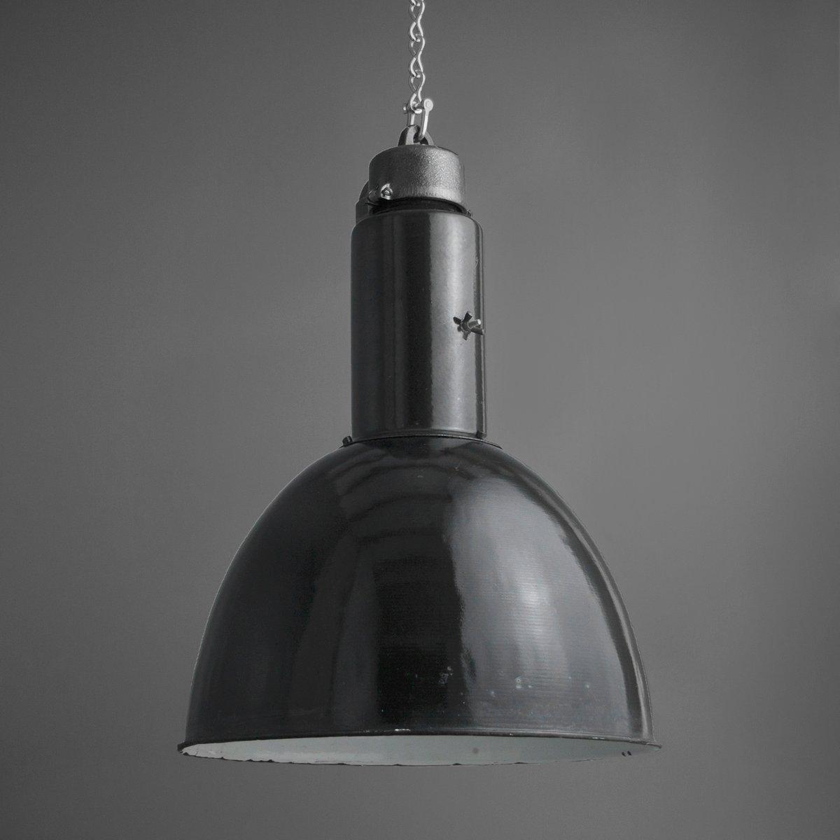 Deutsche Fabrik Hängeleuchte, 1920er